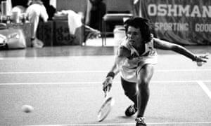 El activismo de Billie Jean King llevó a la creación de la WTA en 1973.