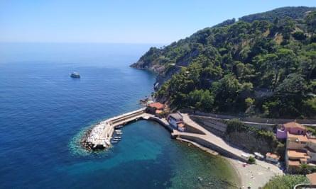 Puerto de Gorgona