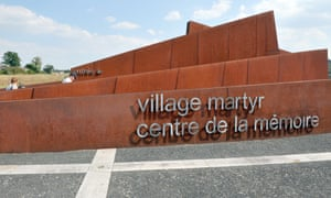 Una foto anterior de la entrada al Centro del Recuerdo.