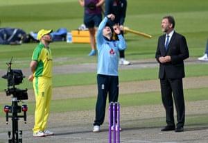 Inglaterra ganará el lanzamiento y la huelga.