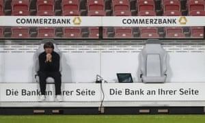 El entrenador de Alemania Joachim Low