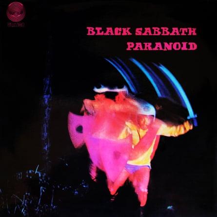 El segundo álbum de Black Sabbath, Paranoid