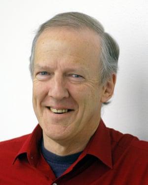 El periodista y presentador de la BBC Hugh Sykes.