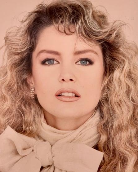 Wendy Walsh en 1986.