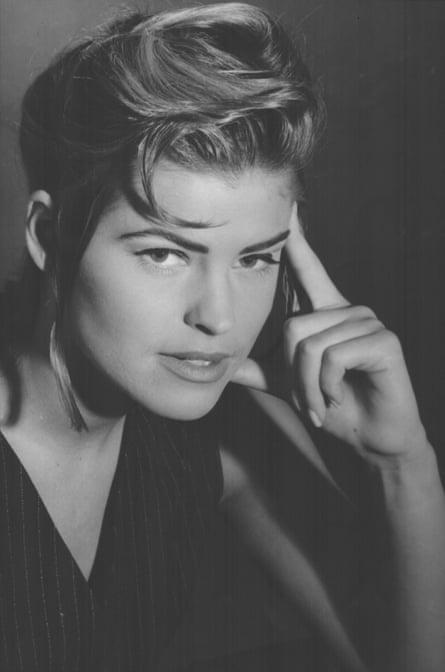 Modelo sueco Ebba Karlsson.