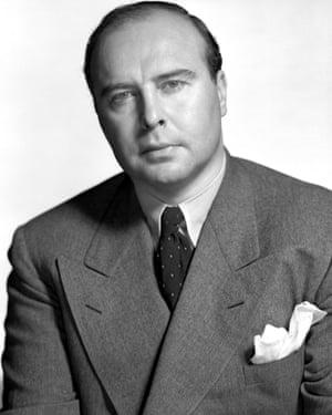Muy creativo ... John Houseman en 1940.