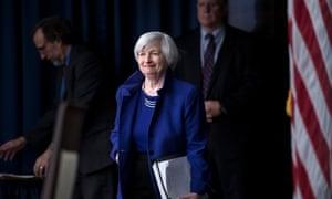 Janet Yellen se convierte en la secretaria del Tesoro de Joe Biden.