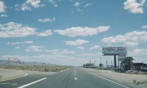 Ruta 66, Estados Unidos.