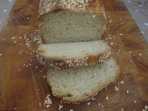 Pan de avena de Claire Thomson