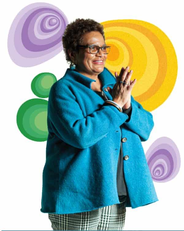 Poeta y autor Jackie Kay
