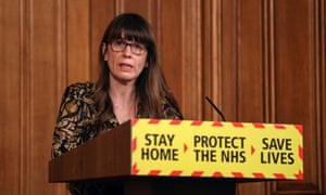 Dra. Susan Hopkins de Salud Pública de Inglaterra