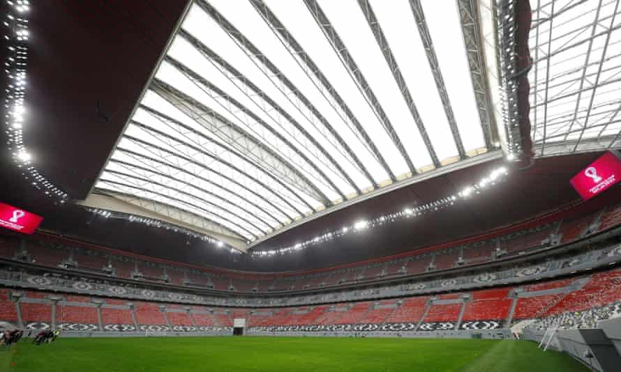 Estadio Al Bayt