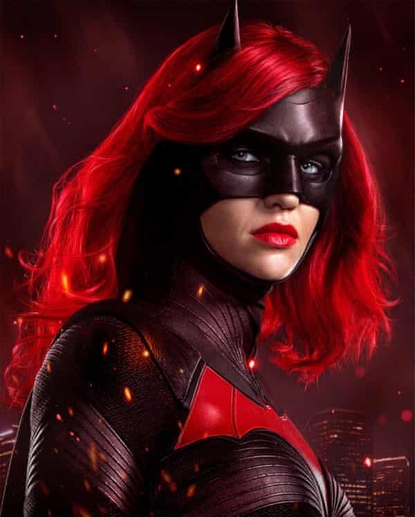 Rose como Batwoman