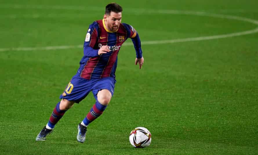 Quedan dudas sobre el futuro de Lionel Messi en el Barcelona
