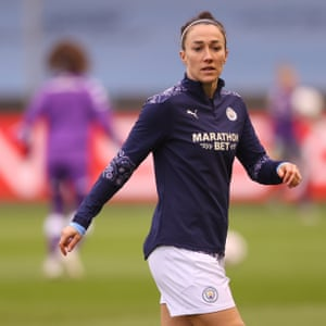 Lucy Bronce del Manchester City
