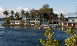 El pequeño y pacífico país de Palau comenzará a recibir hasta 200 visitantes taiwaneses a principios de abril.