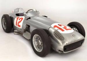 W196 vendido a Bonhams por una oferta ganadora de £ 1,9601,500