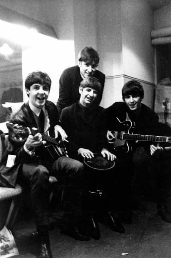 Los cuatro fabulosos en 1962