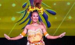 Miss PNG Lucy Maino se despojó de su título después de publicar un video de ella haciendo twerking