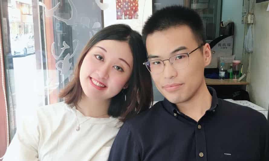 Miao Dong y Wang Zhenyu.