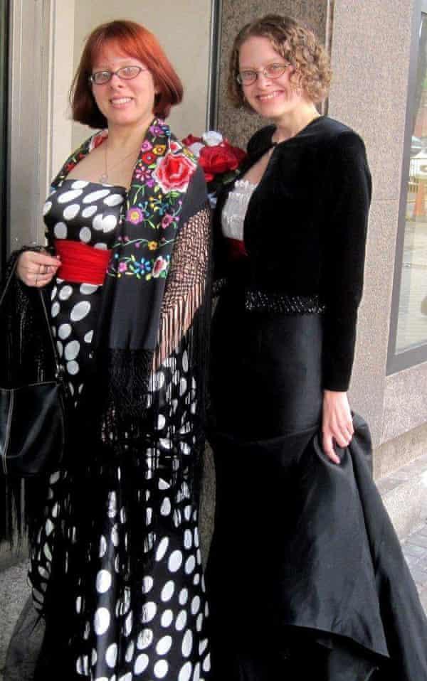 En su boda en Madrid en 2011.