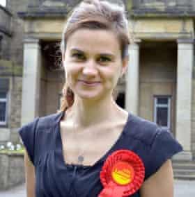 La diputada laborista Jo Cox asesinada en 2014