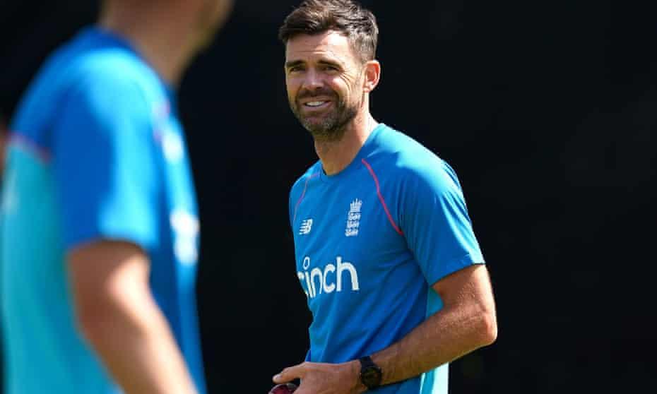 Jimmy Anderson se convertirá en el jugador de prueba con más partidos de Inglaterra contra Nueva Zelanda en Edgbaston.
