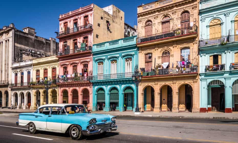 Enfermedades inexplicables se descubrieron por primera vez entre diplomáticos estadounidenses en La Habana en 2016.