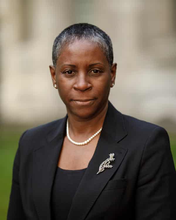 Stéphanie Boyce, presidenta del Colegio de Abogados.