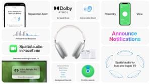 Nuevas funciones que llegan a Apple AirPods.