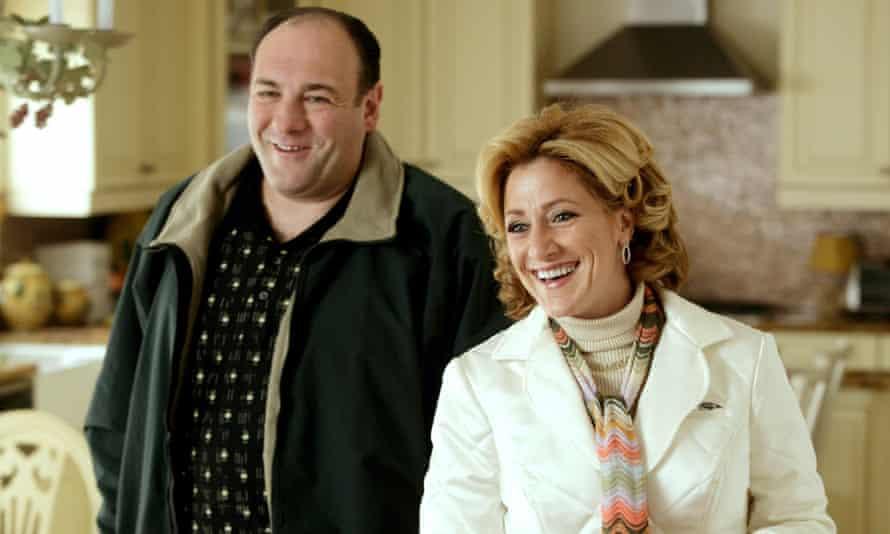 Parcelas familiares ... Tony y Carmela Soprano.