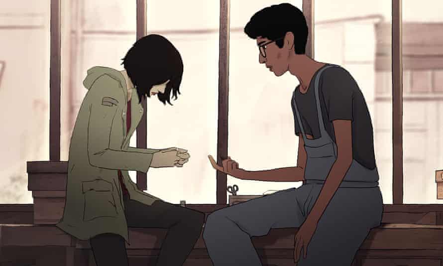 """""""Siento que el protagonista vive como yo"""": perdí mi cuerpo."""