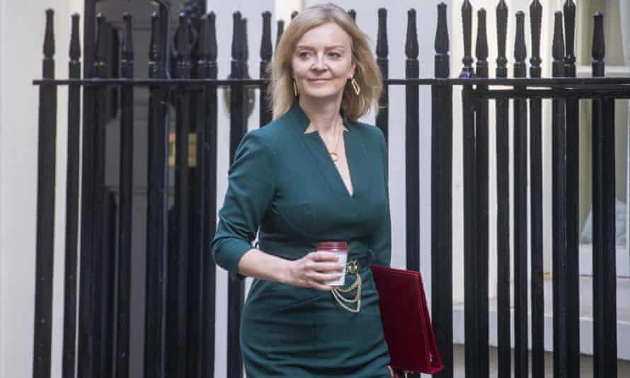 Liz Truss, la nueva ministra de Relaciones Exteriores